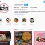 Follow Us on Instagram @12cutssteak